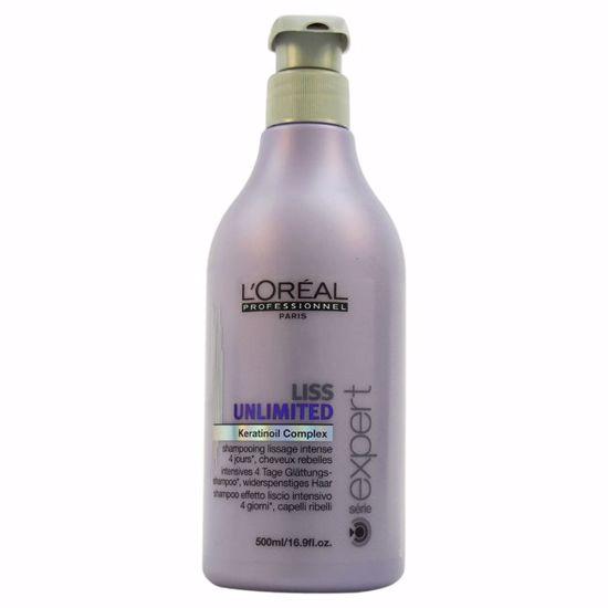 L'Oreal Professional Keratinoil Complex Shampoo Unisex 16.9