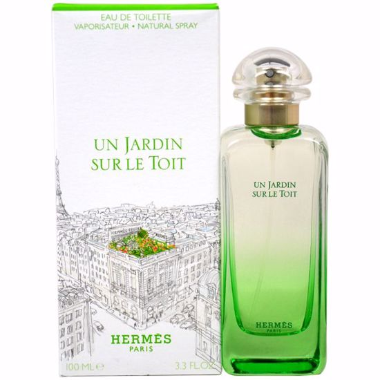 Hermes Un Jardin Women Toilette Spray 3.3 oz