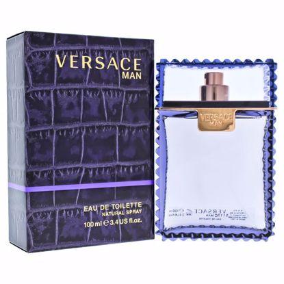 Versace Man Toillete Spray for Men 3.4 oz