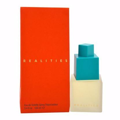 Liz Claiborne Realities Women EDT Spray 3.4 oz
