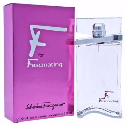 Salvatore Ferragamo Women EDT Spray 3 oz