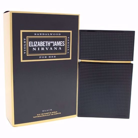 Elizabeth James Nirvana Black Women Perfum 3.4 oz
