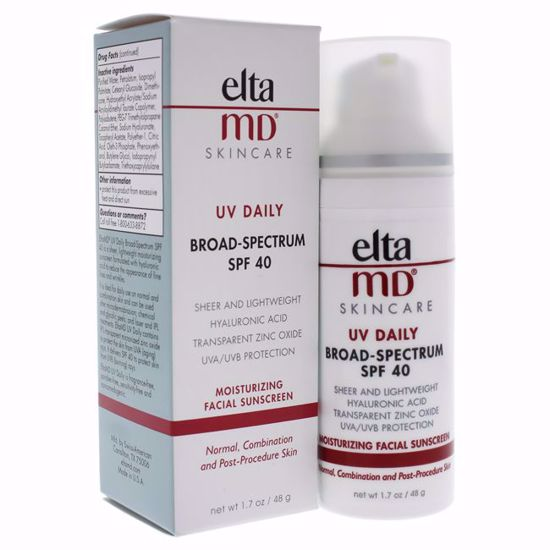 EltaMD UV Daily Broad-Spectrum SPF 40 Sunscreen Unisex 1.7 o