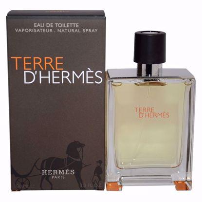 Hermes Terre D'Hermes Men EDT Spray 3.3 oz