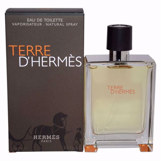 Hermes Terre D'Hermes Men EDT Spray 3.3 oz