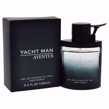 Myrurgia Yacht Man Aventus EDT Spray 3.4 oz