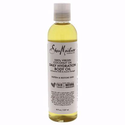 Shea Moisture  Coconut oil Daily Hydration Body Unisex 8 oz