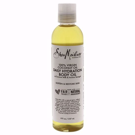 Shea Moisture  Coconut oil Daily Hydration Body Unisex 8 oz