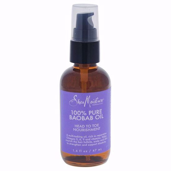 Shea Moisture Baobab Oil Head To Toe Oil  Unisex 1.6 oz