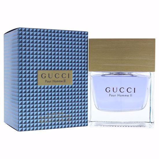 Gucci Pour Homme II Men EDT Spray 3.3 oz