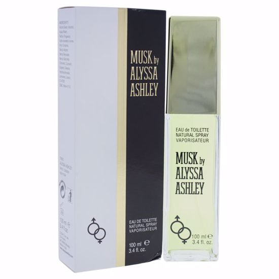 Alyssa Ashley Musk Women Toilette Spray 3.4 oz