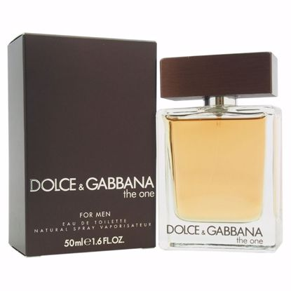 Dolce & Gabbana The One Men EDT Spray 1.6 oz