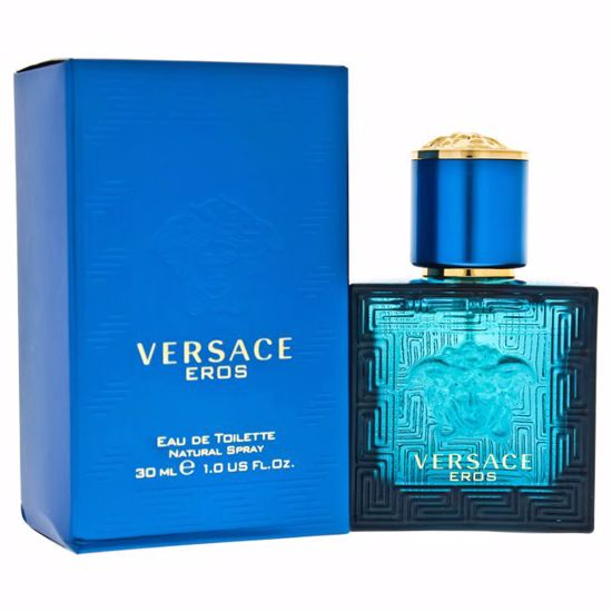 Versace Eros EDT Spray for Men 1 oz