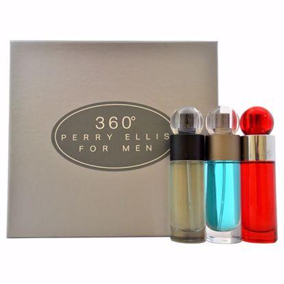 Perry Ellis 360 Gift Set for Men 3 pc