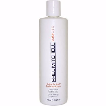 Paul Mitchell Color Protect Shampoo Unisex 16.9 oz - Hair Shampoo | Best Shampoo For Hair Growth | Shampoo and Conditioner For Damage Hair | Fizzy Hair Shampoo | Best Professional Shampoo | Top Brands Hair Care Products | AromaCraze.com