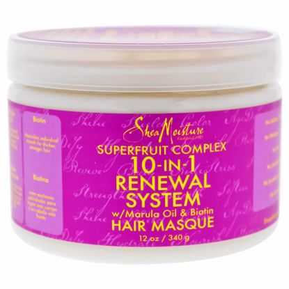 Shea Moisture Superfruit Complex Renewal System Hair Masque