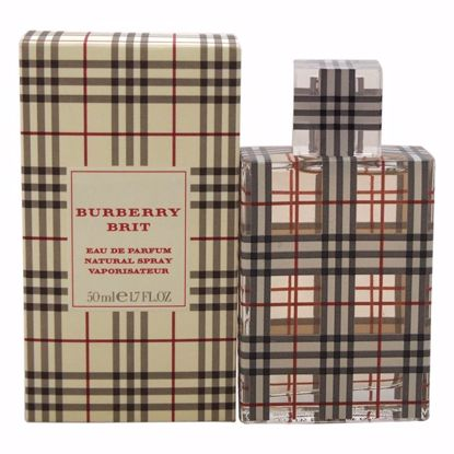 Burberry Brit Women Perfum Spray 1.7 oz