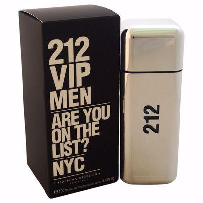 Carolina Herrera 212 VIP Men EDT Spray 3.4 oz