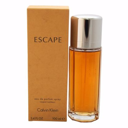 Calvin Klein Escape Women Perfum Spray 3.4 oz
