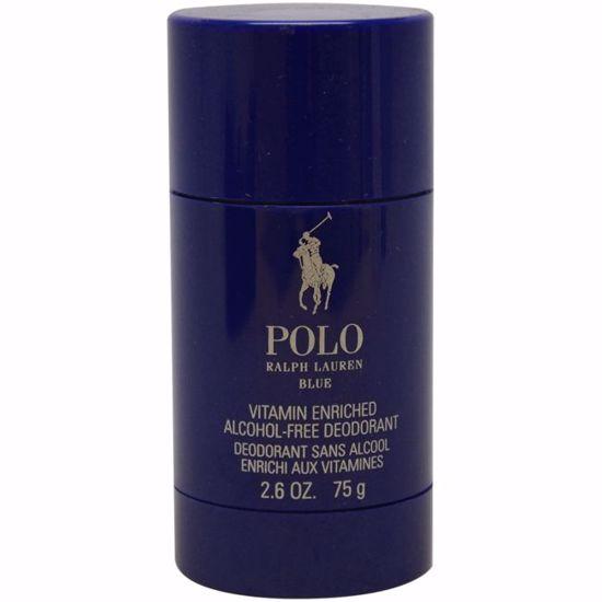 Ralph Lauren Polo Blue Men Deodorant Stick 2.6 oz