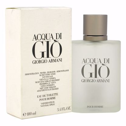 Acqua Di Gio by Giorgio Armani Men EDT Spray 3.4 oz