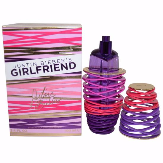 Justin Bieber's Girlfriend Women Perfum Spray 3.4 oz