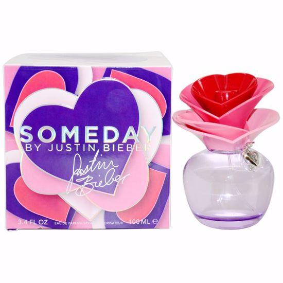 Justin Bieber Someday Women Perfum Spray 3.4 oz