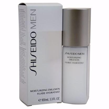 Shiseido Men Moisturizing Emulsion 3.4 oz