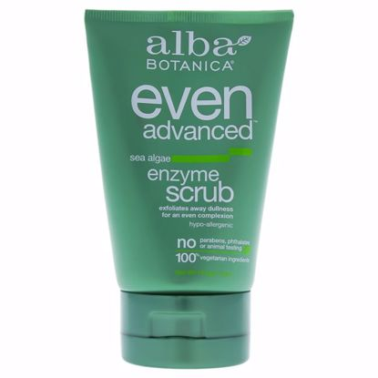 Alba Botanica Sea Algae Enzyme Facial Scrub Unisex 4 oz