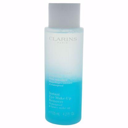 Clarins Instant Eye Make-Up Remove Unisex 4.2 oz