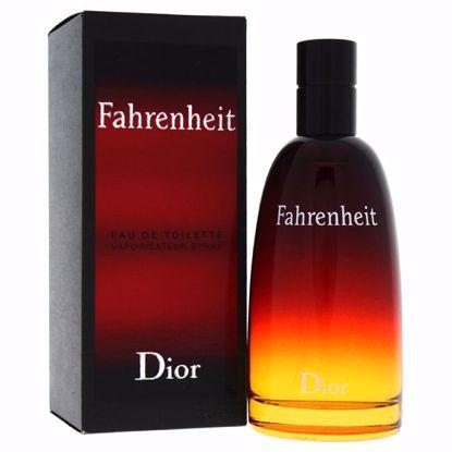Christian Dior Fahrenheit Men EDT Spray 3.4 oz