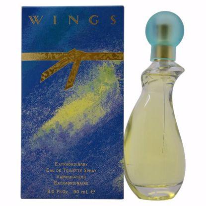 Giorgio Beverly Hills Wings Women EDT Spray 3 oz