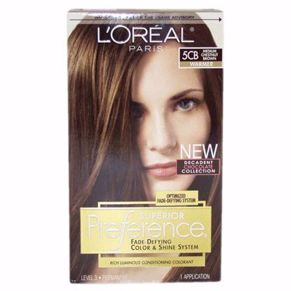 L'Oreal Paris Superior Preference Fade-Defying Hair Color Un