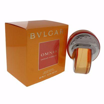 Bvlgari Omnia Indian Garnet Women EDT Spray 2.2 oz