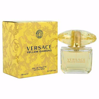 Versace Yellow Diamond Women EDT Spray 3 oz
