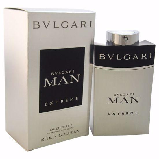 Bvlgari Man Extreme Men EDT Spray 3.4 oz