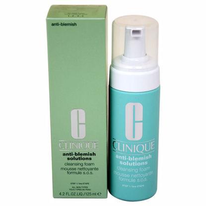Clinique Anti-Blemish Solutions Cleansing Foam Unisex 4.2 oz