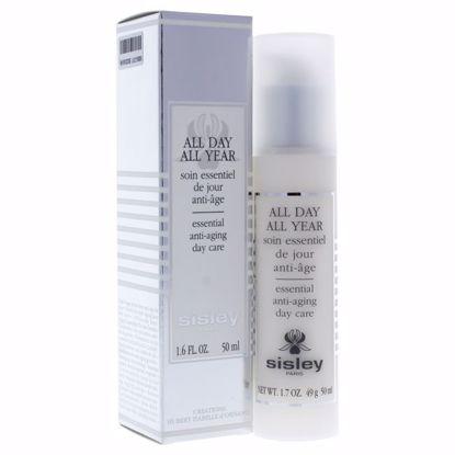 Sisley All Day All Year Anti-UV Cream for Unisex 1.7 oz