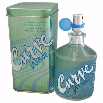 Liz Claiborne Curve Wave Men Cologne Spray 4.2 oz