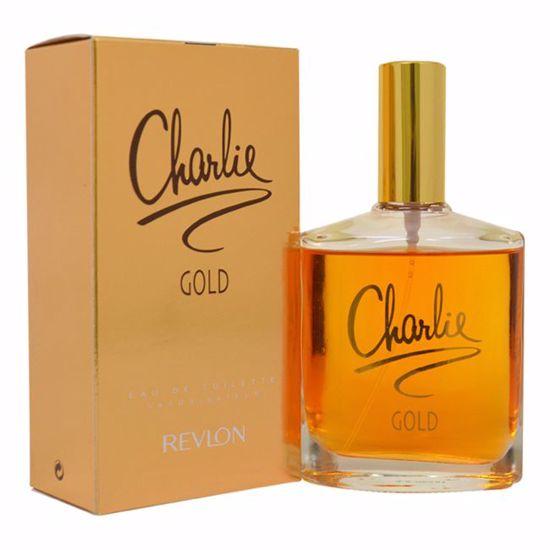 Revlon Charlie Gold Women EDT Spray 3.4 oz