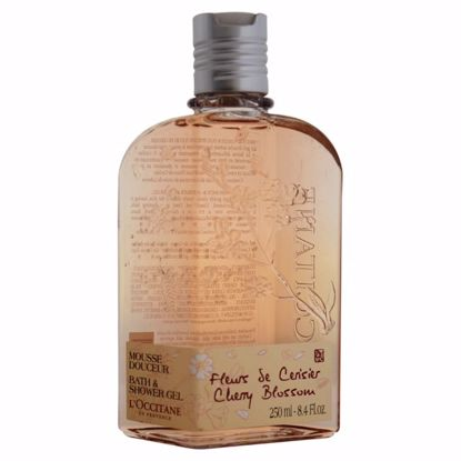 L'Occitane Cherry BlossomWomen Bath Shower Gel 8.4 oz