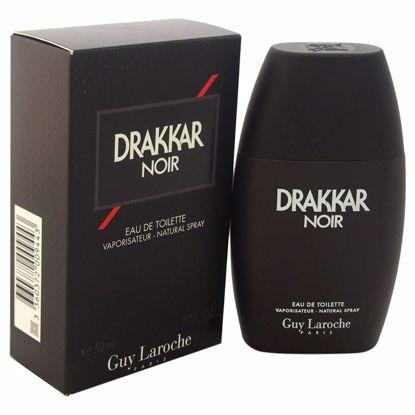 Guy Laroche Drakkar Noir Men EDT Spray 1.7 oz
