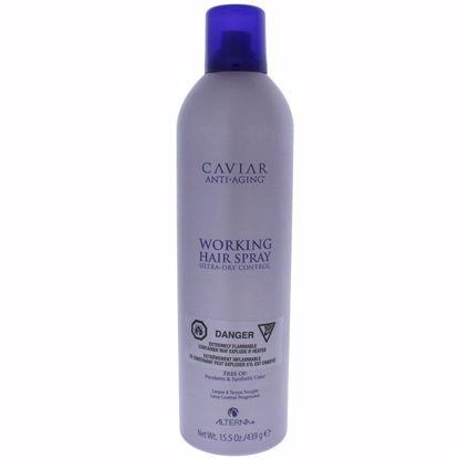 Alterna Caviar Anti-Aging Working Hair Spray Unisex 15.5 oz - Hair Treatment Products | Best Hair Styling Product | Hair Oil Treatment | Damage Hair Treatment | Hair Care Products | Hair Spray | Hair Volumizing Product | AromaCraze.com