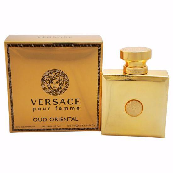 Versace Oud Oriental Women Perfum Spray 3.4 oz