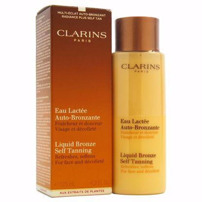 Clarins Self Tanning Face Decollete Sun Care Unisex 4.2 oz