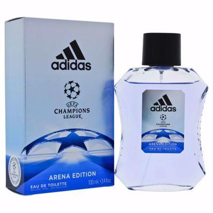 Adidas UEFA Champions League Men Toilette Spray 3.4 oz