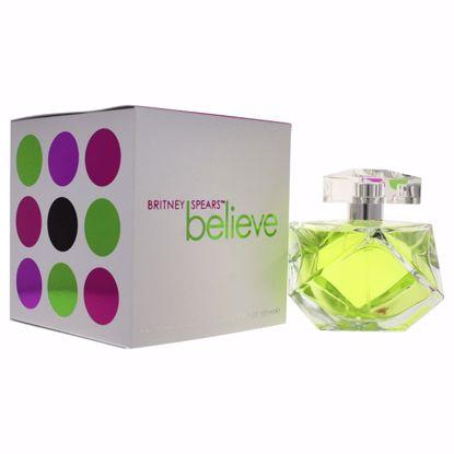 Britney Spears Believe Women Perfum Spray 3.3 oz