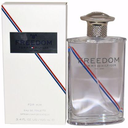 Tommy Hilfiger Freedom Men EDT Spray 3.4 oz