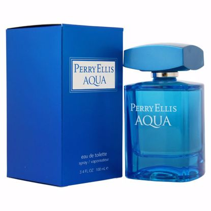 Perry Ellis Aqua Men toilette Spray 3.4 oz