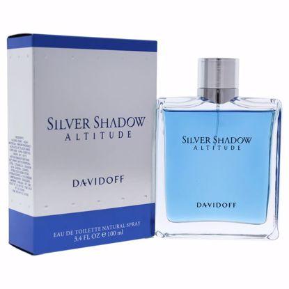 Davidoff Silver Shadow Altitude Men EDT Spray 3.4 oz
